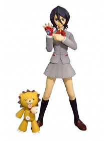 BLEACH  RUKIA KUCHIKI DELUXE ACTION FIGURE