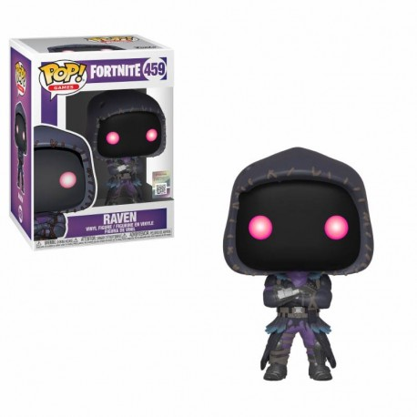 POP GAMES  459 FORTNITE - RAVEN