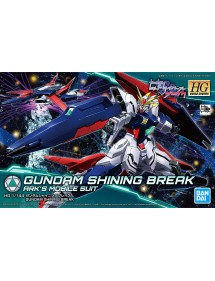 HG GUNDAM BUILD DIVERS  22 GUNDAM SHINING BREAK