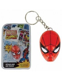 PORTACHIAVI  SPIDER-MAN LED TORCH