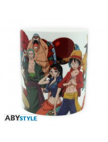 ONE PIECE  TAZZA NEW WORLD