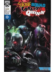 SUICIDE SQUAD/HARLEY QUINN  62/40