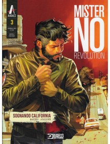 MISTER NO REVOLUTION  3 SOGNANDO CALIFORNIA