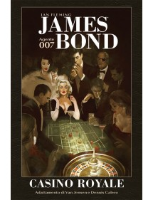 JAMES BOND 007  7 CASINO ROYALE