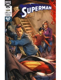 SUPERMAN  163/48 VARIANT COMPONIBILE
