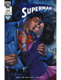 SUPERMAN  164/49 VARIANT COMPONIBILE