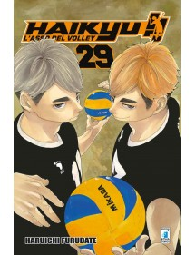 HAIKYU L'ASSO DEL VOLLEY  29