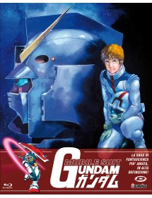 MOBILE SUIT GUNDAM  BOX COMPLETO BLU-RAY
