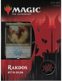 MAGIC FEDELTA' DI RAVNICA  GUILD KITS