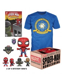 MARVEL COLLECTOR CORPS  SPIDER-MAN HOMECOMING