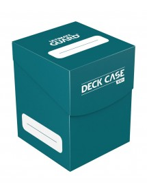 DECK BOX  ULTIMATE GUARD - DECK CASE 100 STANDARD SIZE PETROL