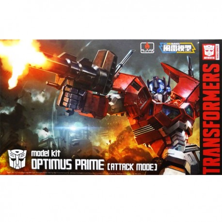 TRANSFORMERS  OPTIMUS PRIME (ATTACK MODE)