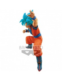 BIG SIZE FIGURE  DRAGON BALL SUPER SUPER SAYAN GOD