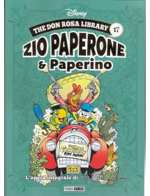 DON ROSA LIBRARY (THE)  17 ZIO PAPERONE & PAPERINO