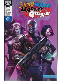 SUICIDE SQUAD/HARLEY QUINN  63/41