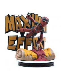 Q-FIG  DEADPOOL - MAXIMUM EFFORT