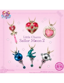 SAILOR MOON  LITTLE CHARM SAILOR MOON 2