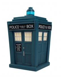DOCTOR WHO  TARDIS 13TH DOTTORE LIMITED EDITION TITAN