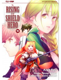 RISING OF THE SHIELD HERO (THE)  11