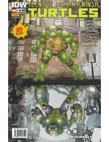 TEENAGE MUTANT NINJA TURTLES  40 METALHEAD 2