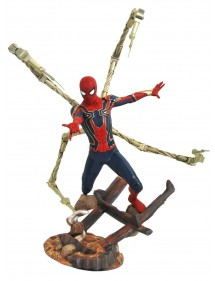 MARVEL PREMIERE COLLECTION RESIN STATUE  AVENGERS INFINITY WAR IRON SPIDER