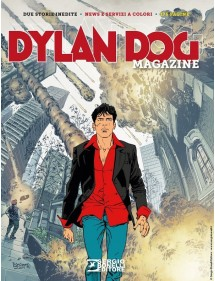 DYLAN DOG MAGAZINE  5 2019