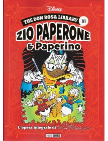 DON ROSA LIBRARY (THE)  18 ZIO PAPERONE &  PAPERINO