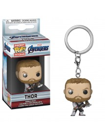 POP POCKET KEYCHAIN  AVENGERS ENDGAME THOR