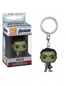 POP POCKET KEYCHAIN  AVENGERS ENDGAME HULK
