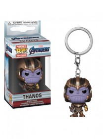 POP POCKET KEYCHAIN  AVENGERS ENDGAME THANOS