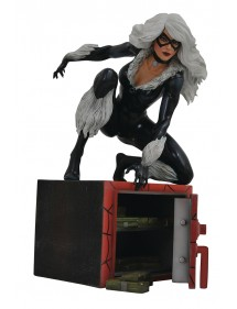 MARVEL GALLERY PVC DIORAMA  BLACK CAT