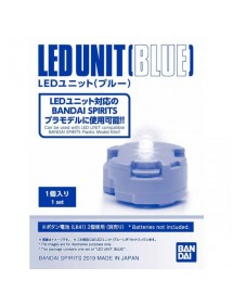 MG GUNDAM MASTER GRADE SCALA 1/100 LED UNIT BLUE