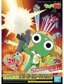 KERORO PLAMO COLLECTION KERORO GUNSO 20TH ANNIVERSARY