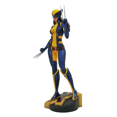 MARVEL GALLERY PVC DIORAMA X23 AS WOLVERINE