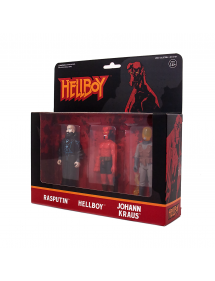 HELLBOY RE/ACTION  PACK A + PACK B