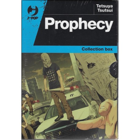 PROPECHY  COLLECTION BOX