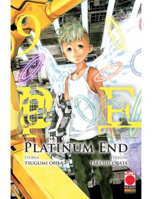 PLATINUM END  9