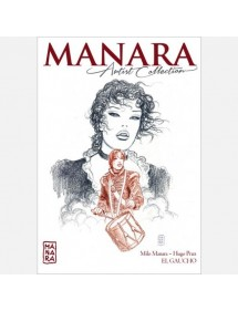 MANARA ARTIST COLLECTION  31 EL GAUCHO