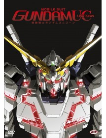 MOBILE SUIT GUNDAM UNICORN  OAV BOX DVD