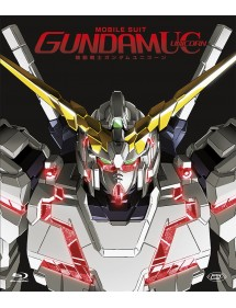 MOBILE SUIT GUNDAM UNICORN  OAV BOX BLU-RAY