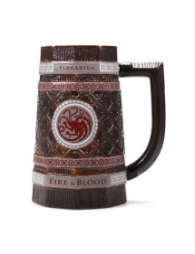 GAME OF THRONES  BOCCALE TARGARYEN