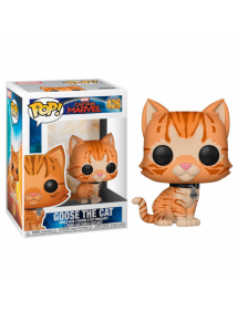 POP MARVEL  426 CAPITAN MARVEL - GOOSE THE CAT