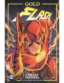 DC GOLD  FLASH - LINEA DI PARTENZA