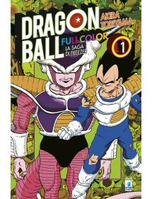 DRAGON BALL FULL COLOR  16 LA SAGA DI FREEZER 1