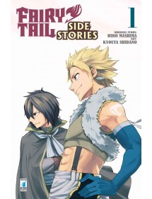 FAIRY TAIL SIDE STORIES  1