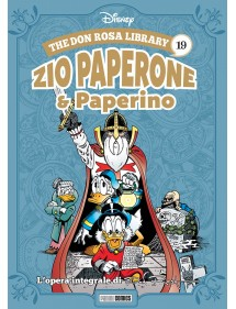 DON ROSA LIBRARY (THE)  19 ZIO PAPERONE & PAPERINO