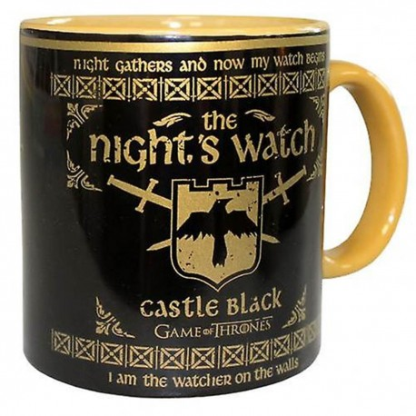 GAME OF THRONES  MEGA MUG THE NIGHT'S WATCH