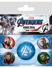 SPILLE PACK  AVENGERS QUANTUM REALM SUITS
