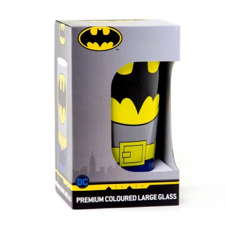 BATMAN  PREMIUM PINT GLASS COSTUME WRAP