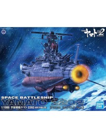 STAR BLAZER  2202 YAMATO FINAL BATTLE VER. 1/1000 SCALE